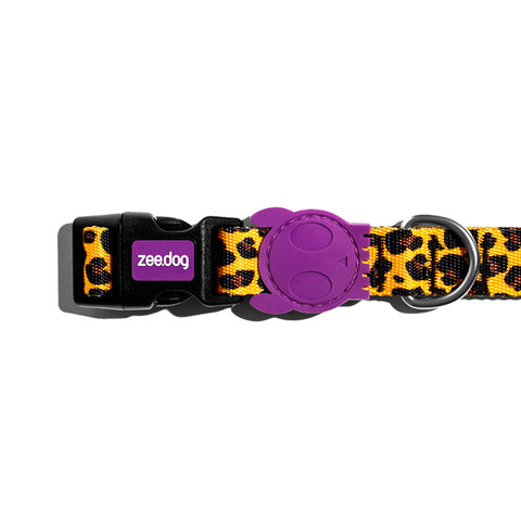 Zee.Dog Collar Honey