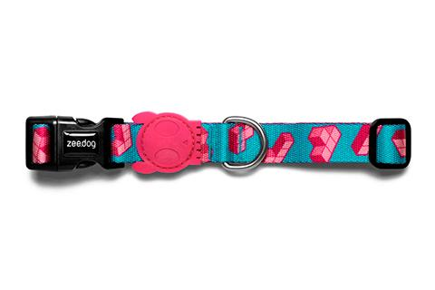ZEE.DOG COLLAR TETRIS