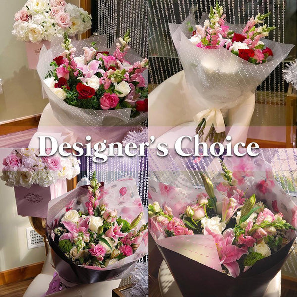 Bloom de Fleur Bouquet Bouquet - Designers Choice (45)