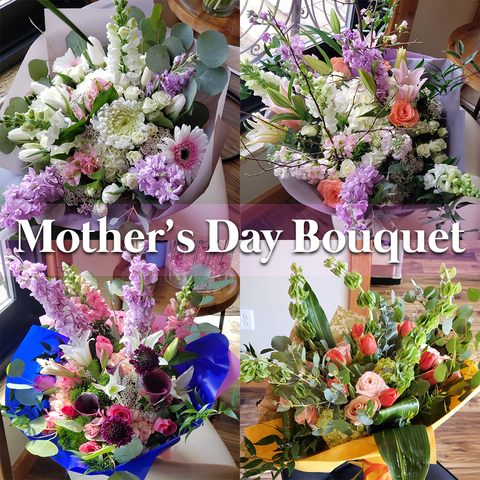 Mother's Day Bouquet - Bloom de Fleur