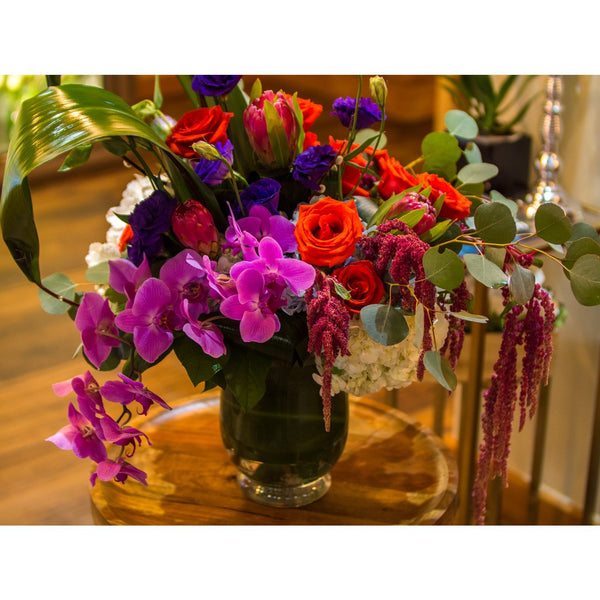Bloom de Fleur Bouquet Vase - Passion