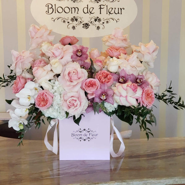 Bloom de Fleur Luxury Garden Luxury Garden - Lisa
