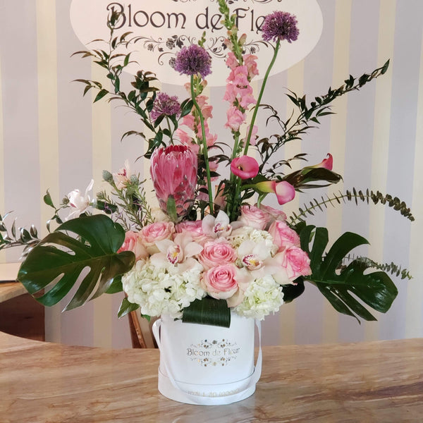 Bloom de Fleur Luxury White Luxury White - Leah