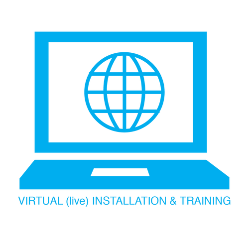 Virtual Installation & Training