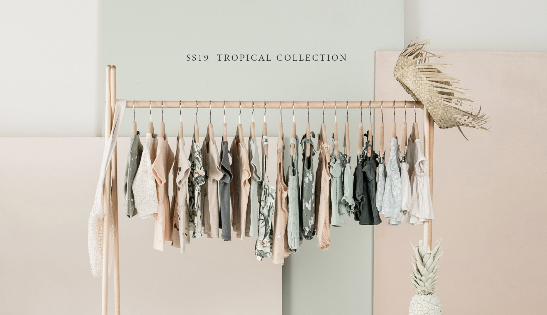 Rylee + Cru SS19 Tropical Collection