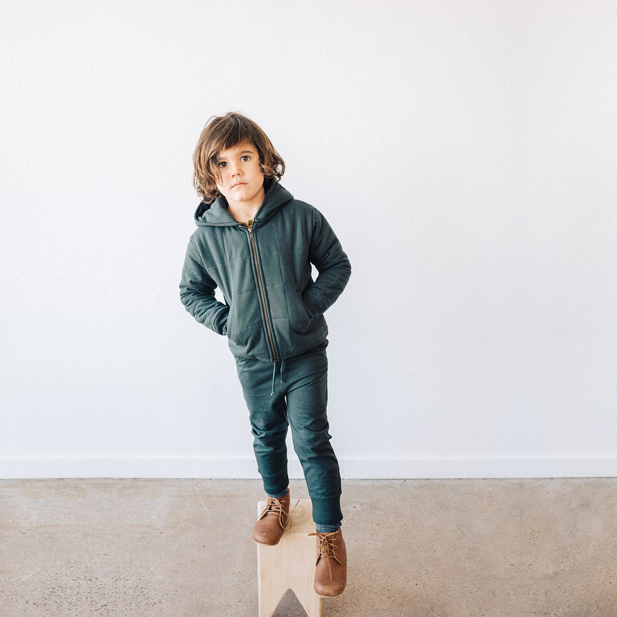 Boy clothing & accessories