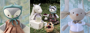 Hazel Village Organic Animal & Doll Toys