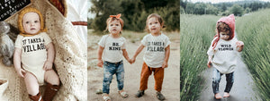 Savage Seeds Organic Baby & Kids Clothing