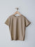 The Simple Folk Boxy Tee, Mushroom