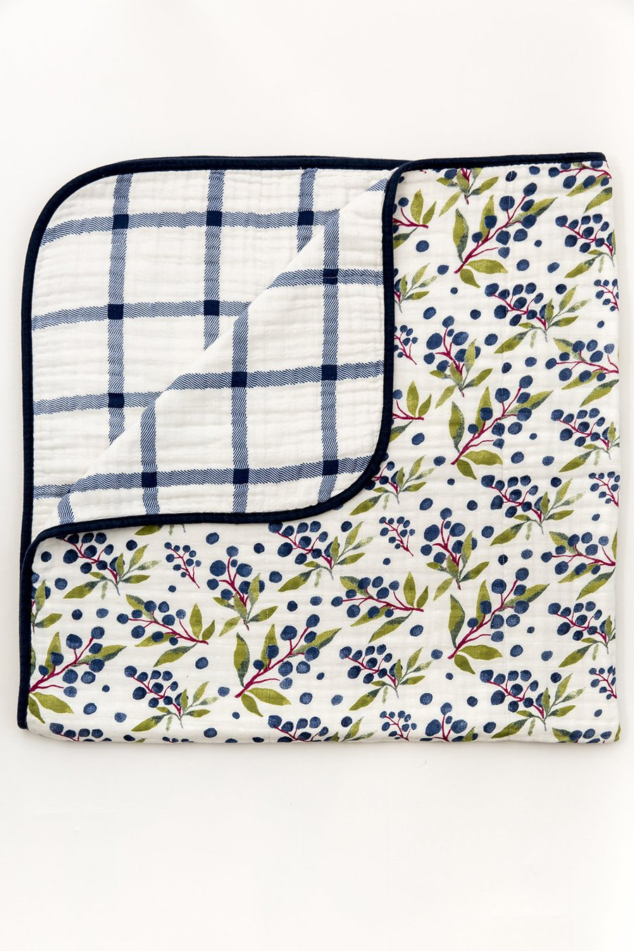 Clementine Kids Huckleberry Reversible Quilt