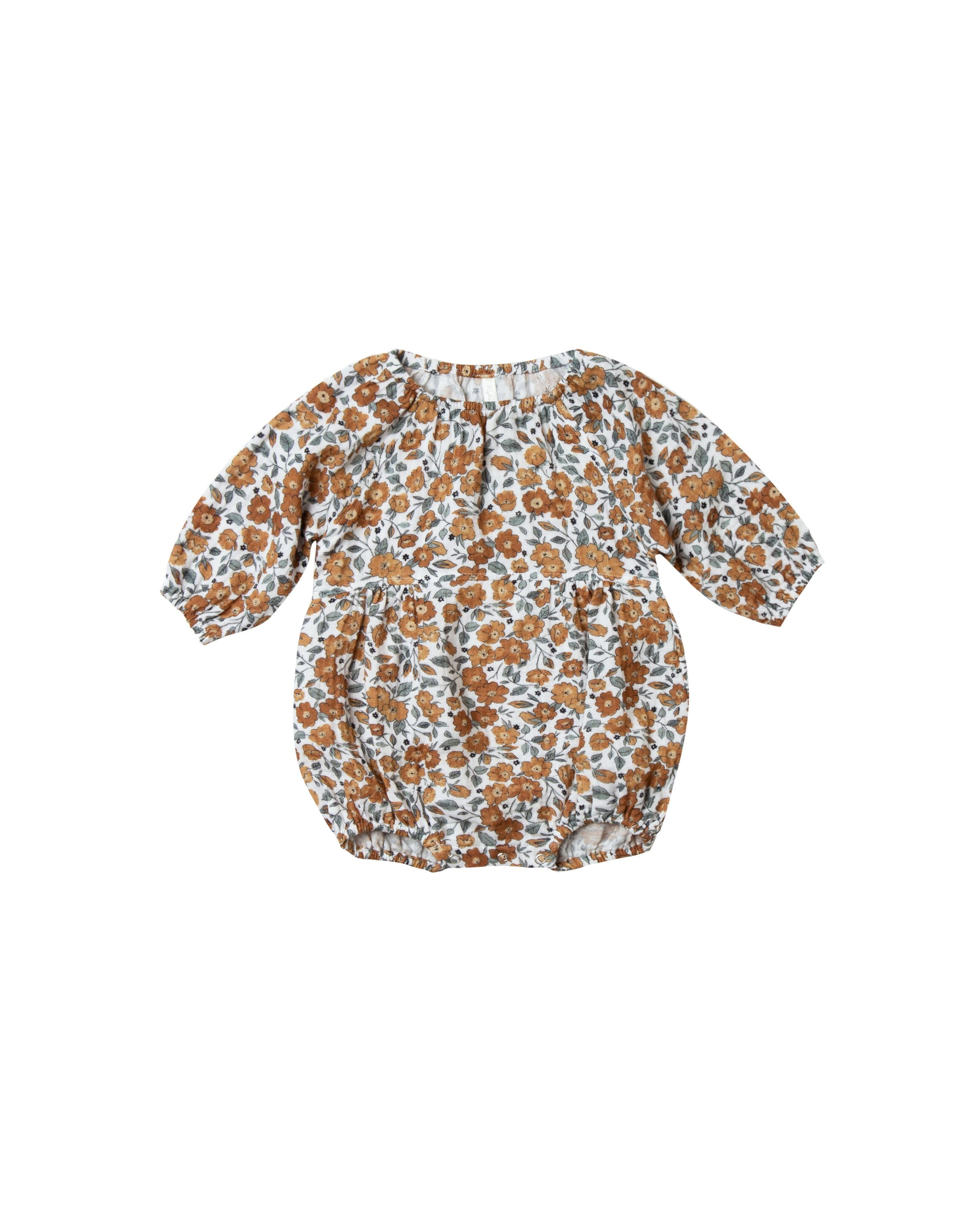 Rylee + Cru Bubble Romper, Bloom