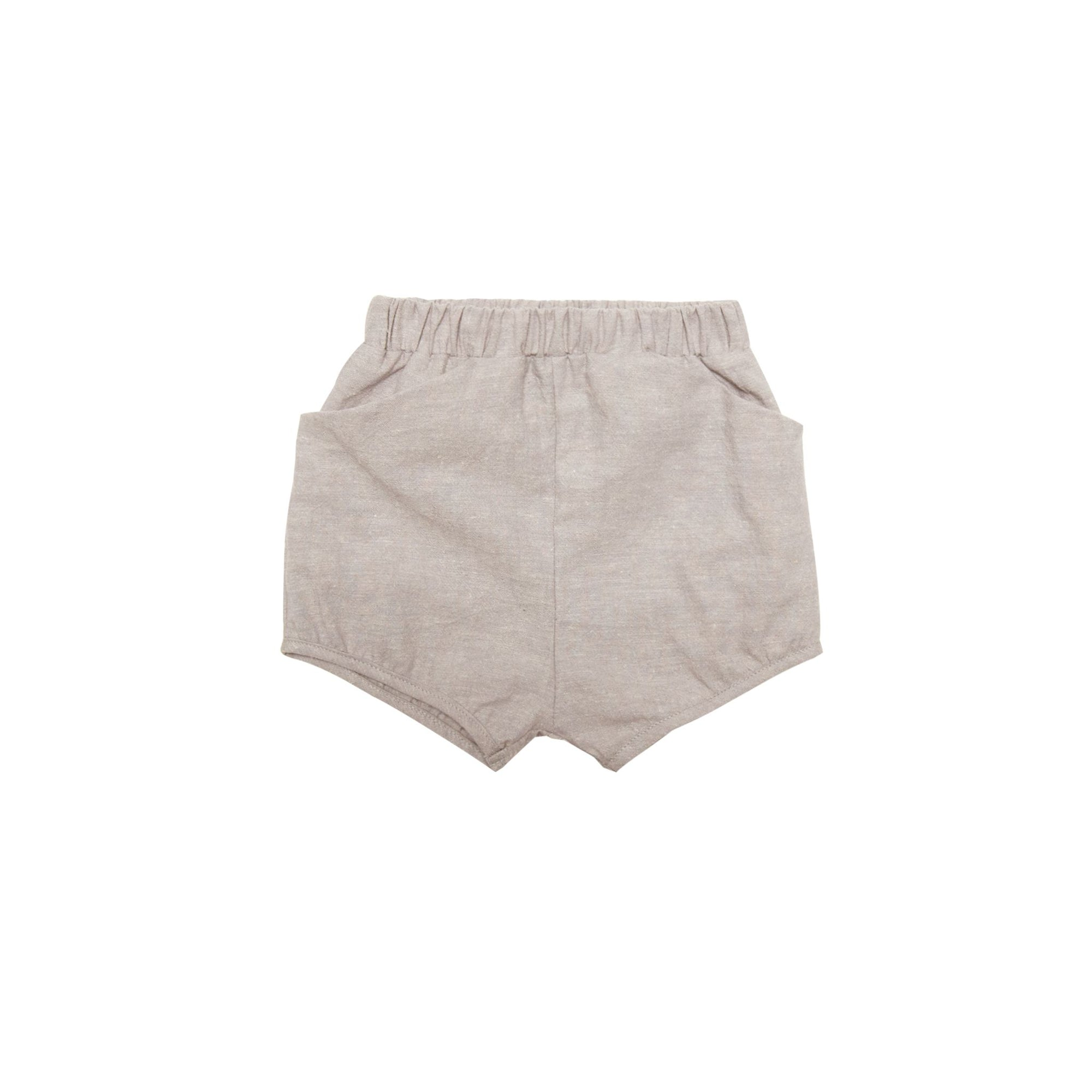 Go Gently Nation Woven Short, Wheat