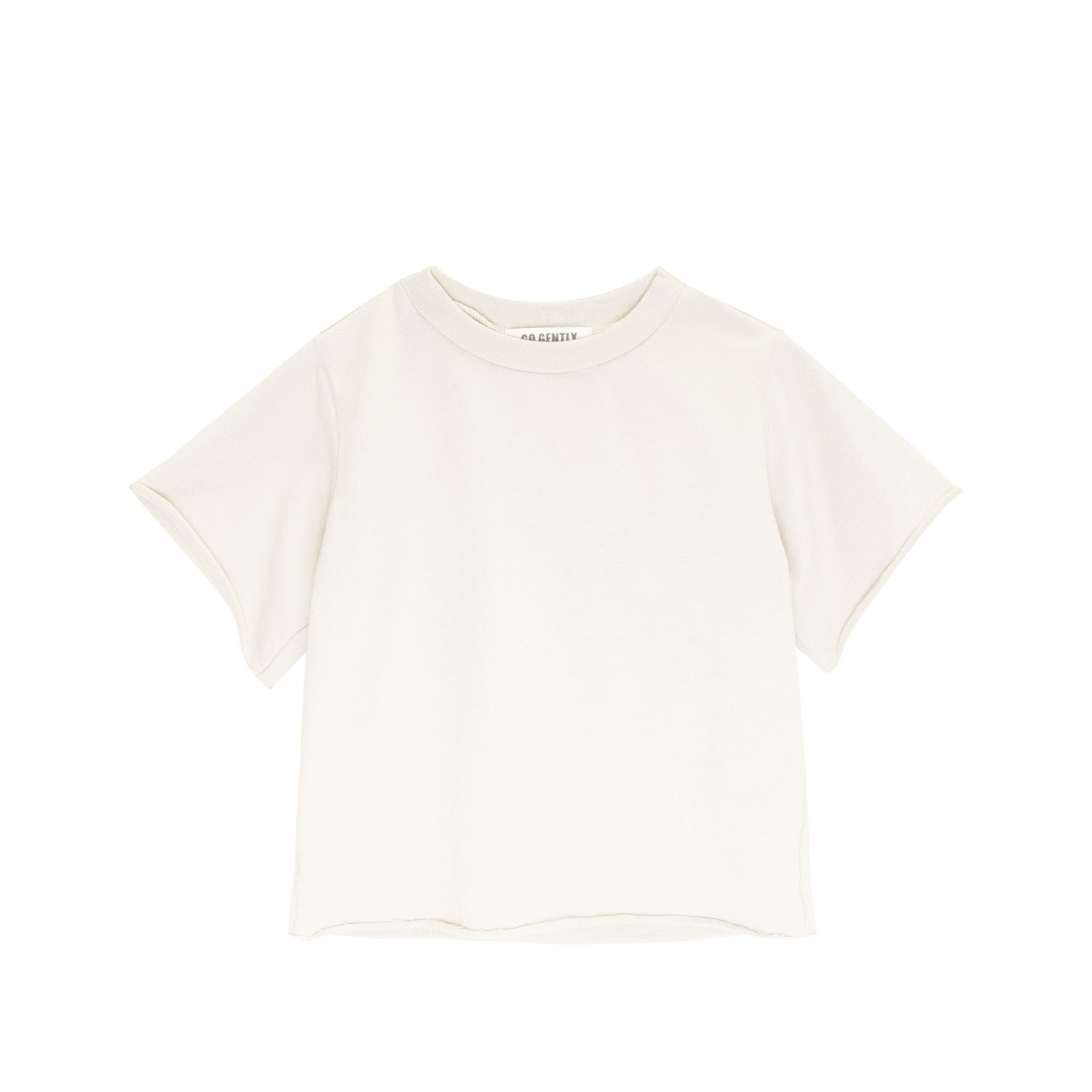 Go Gently Nation French Terry Tee, Natural