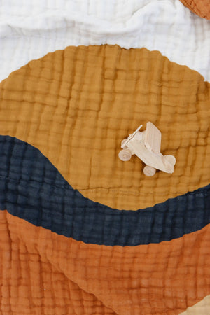 Clementine Kids Sunset Quilt