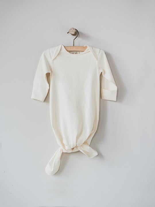 The Simple Folk Sleep Gown, Undyed