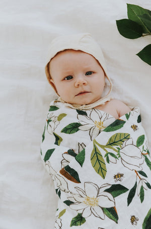 Clementine Kids Magnolia Swaddle
