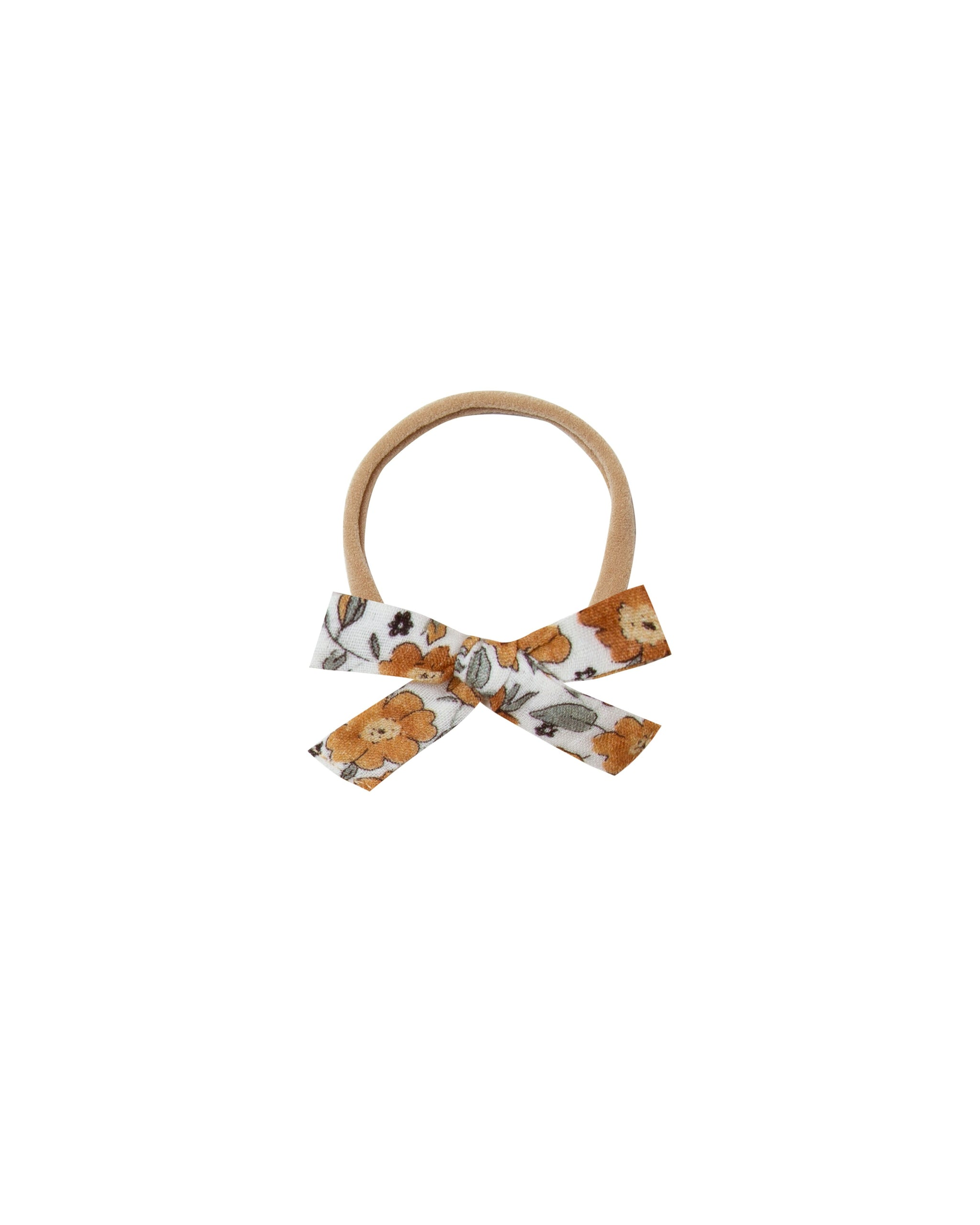 Rylee+ Cru Bow with Headband, Bloom