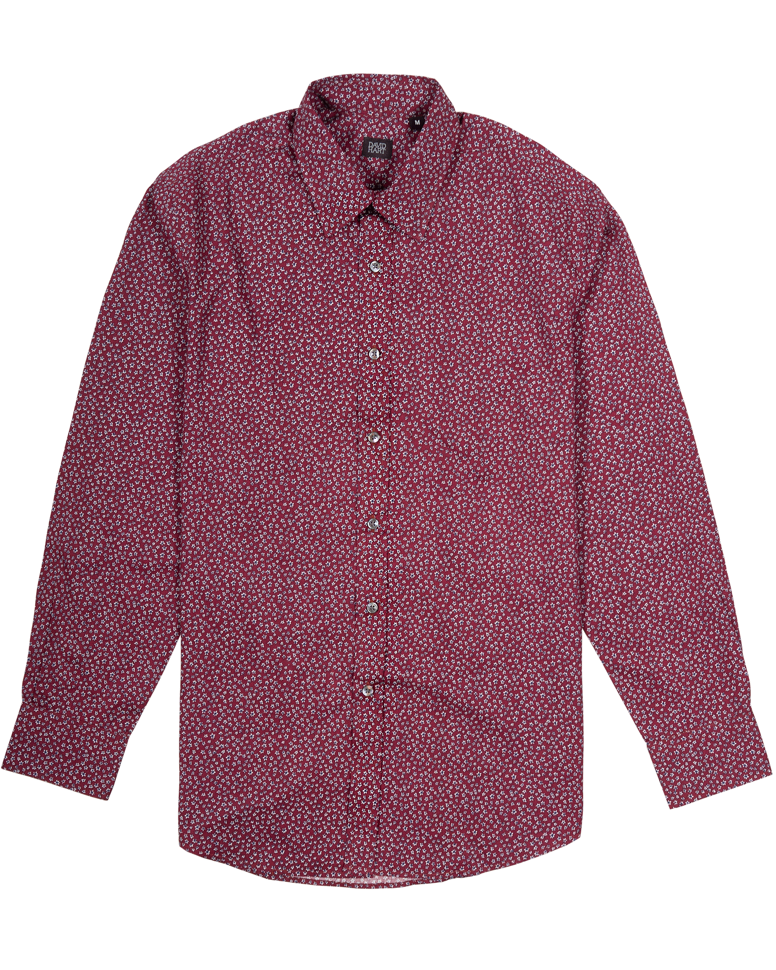 micro star button down