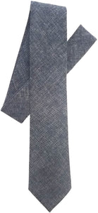 japanese chambray tie