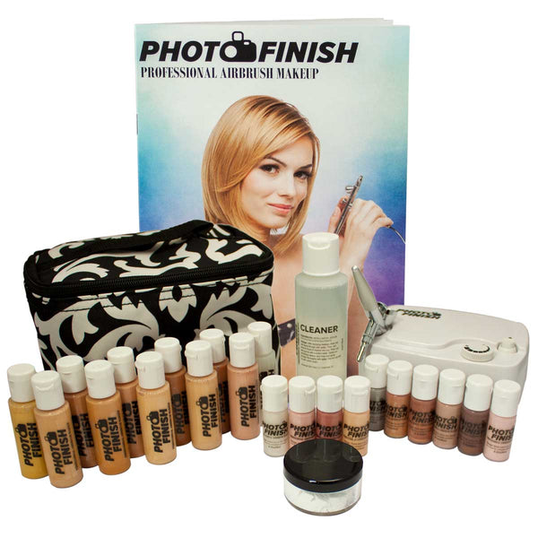 Airbrush Makeup Sets and Kits