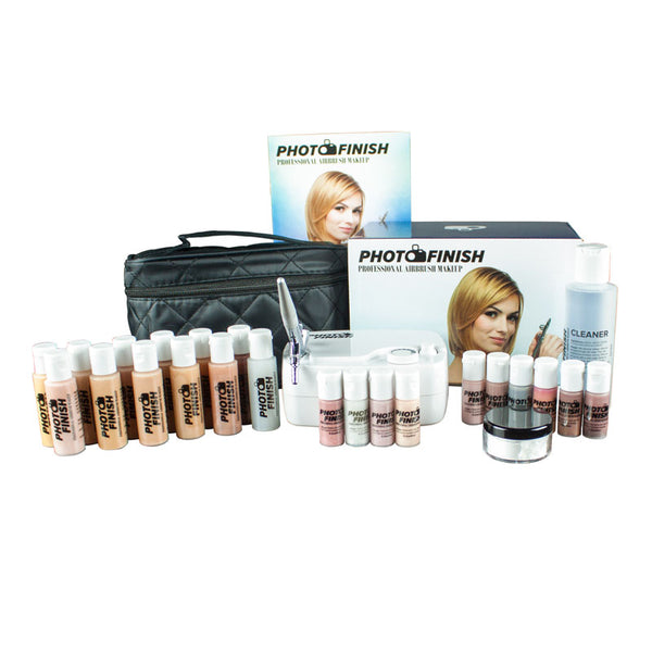 Airbrush Makeup Deluxe Kit