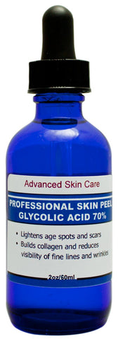 Professional Glycolic Acid Skin Peel 2oz