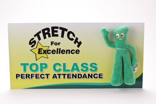 Perfect Attendance Sign (SFE)