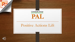 Customized PowerPoint Presentation (PAL)