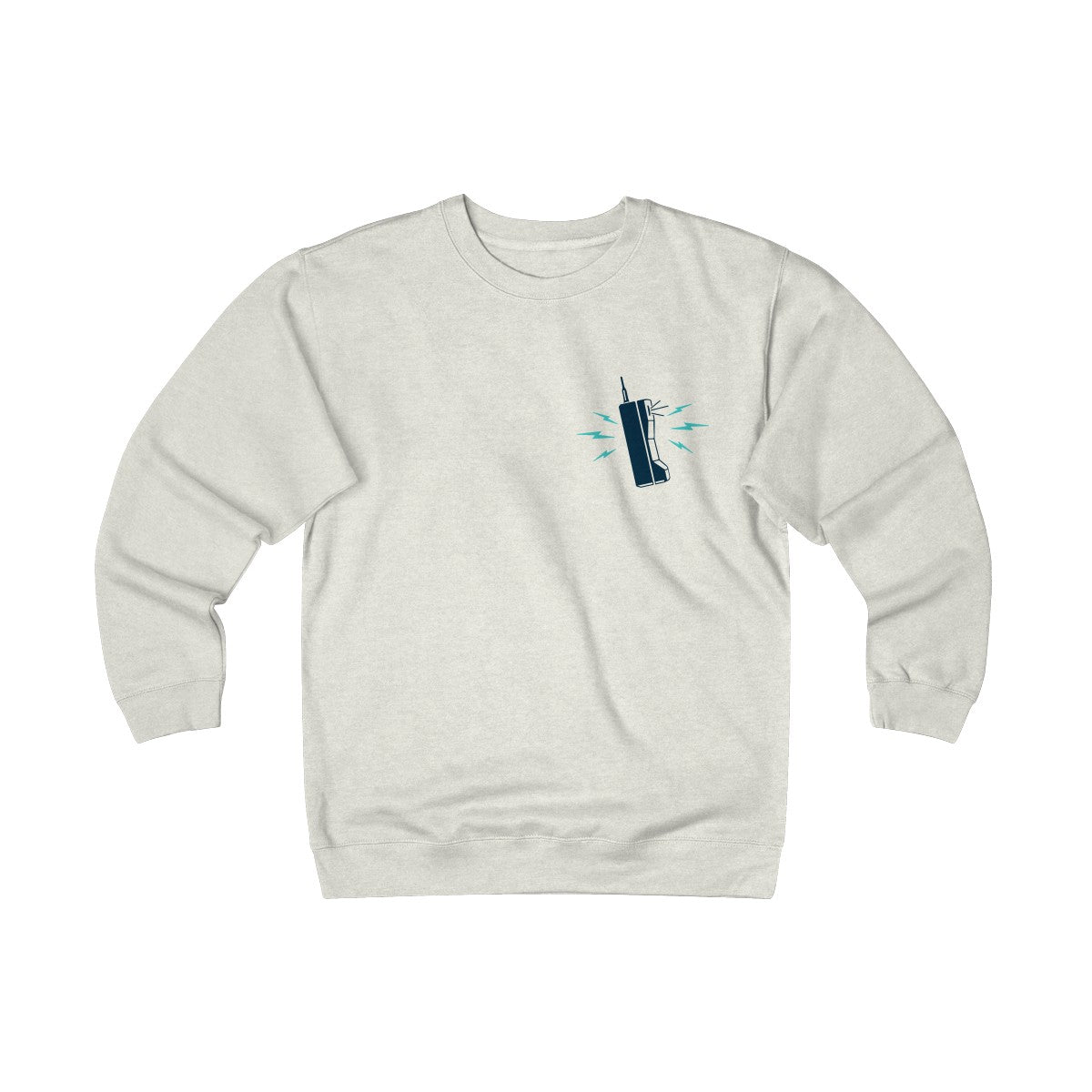 Vintage Cell Crew Neck Sweatshirt