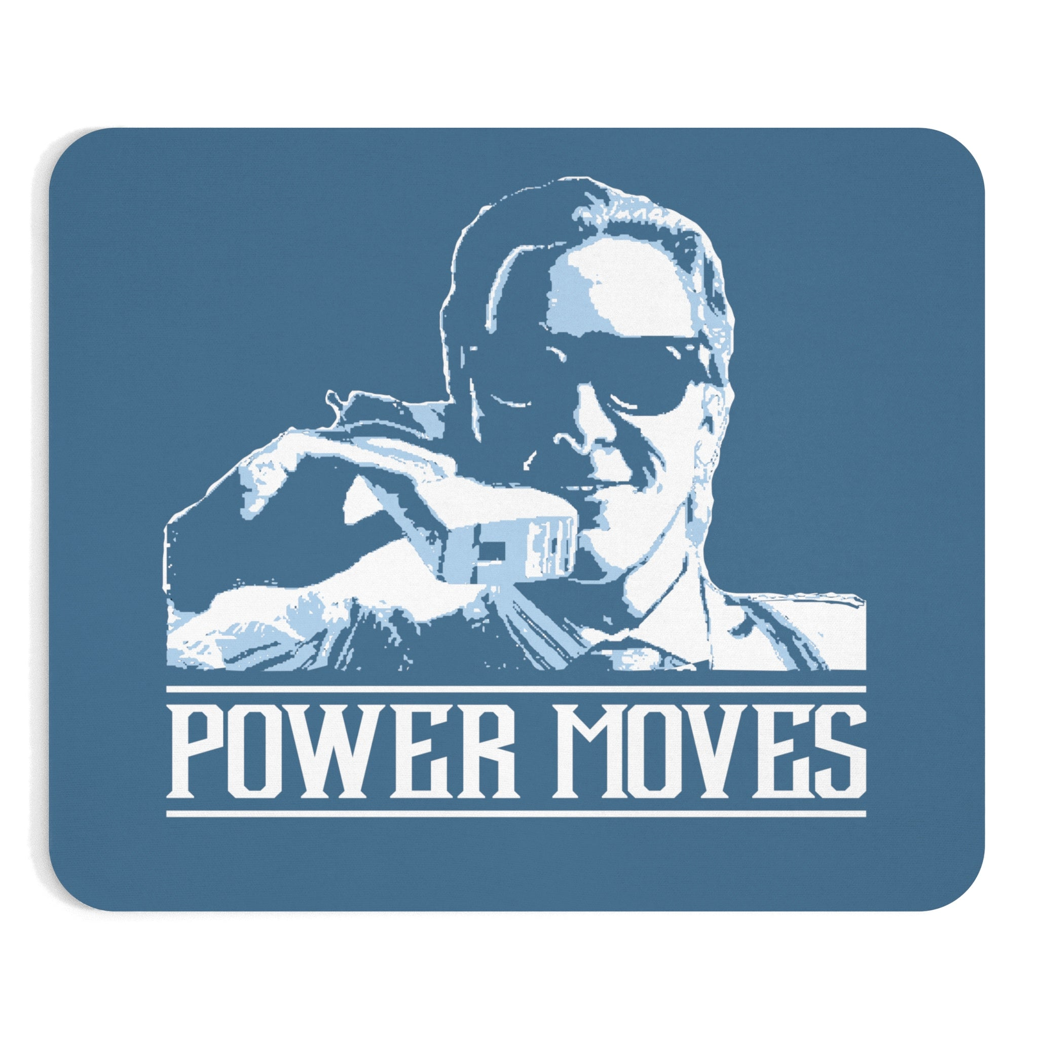 Power Moves Mousepad
