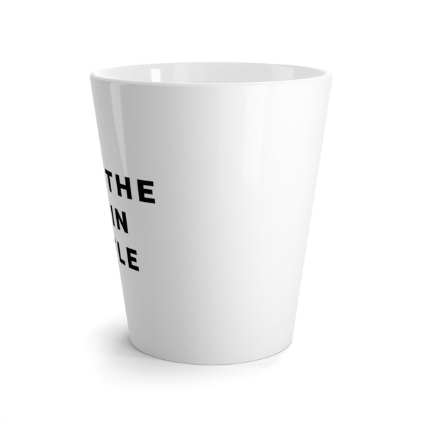 Put The Lit In Little 12oz Latte Mug