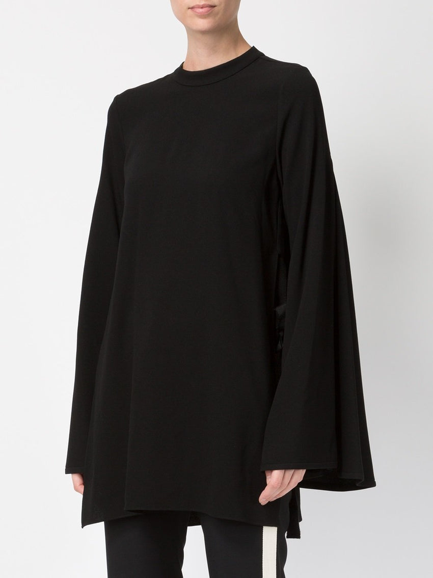 'Purify' Flare Sleeve Top