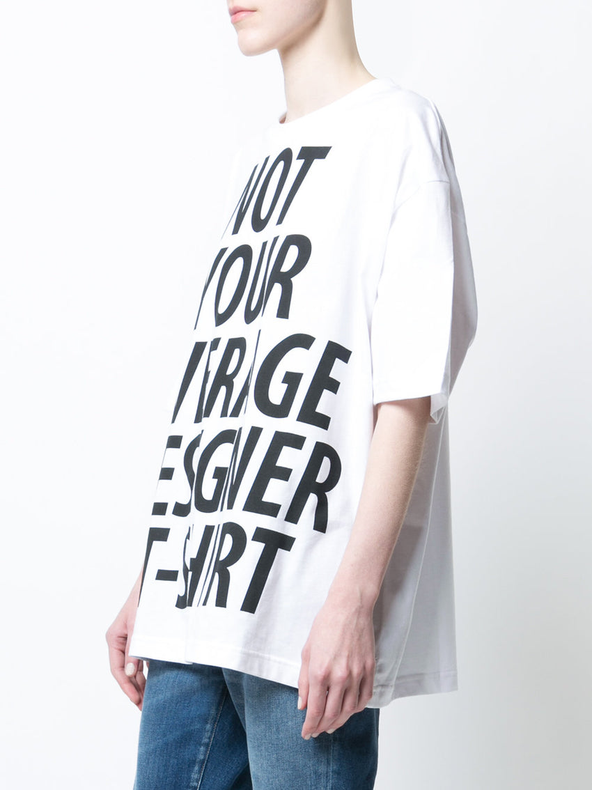Not Your Average Designer T-Shirt