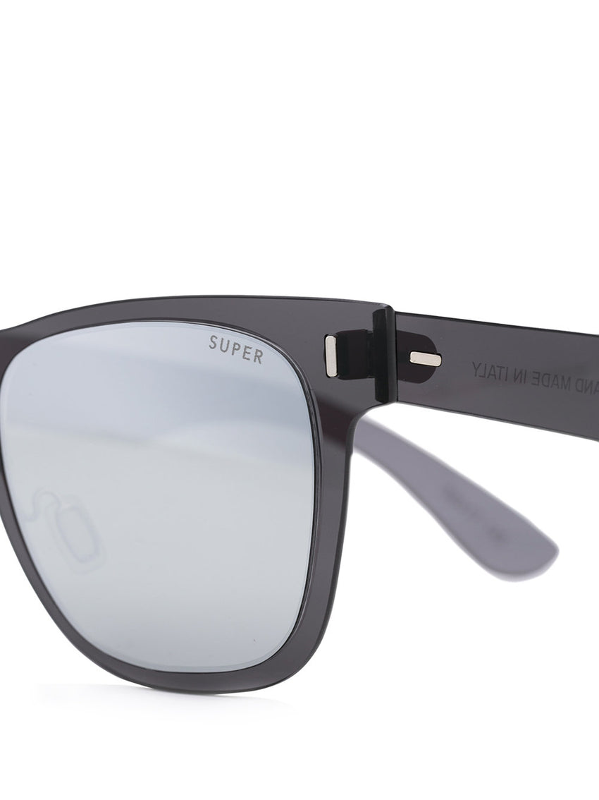 Duo-Lens Classic Silver & Black