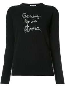'Growing Up' Jumper