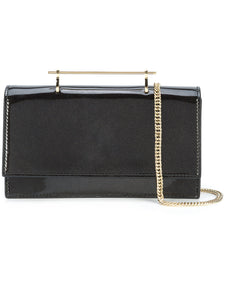 Alexia Black Sparks + Single Gold Handbag