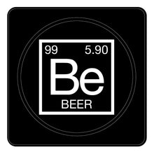 Modern Coaster - Black - Element - Beer