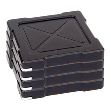 MK-1 Coaster Set - Black