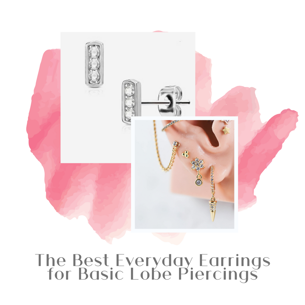 The Best Everyday Earrings for Basic Lobe Piercings
