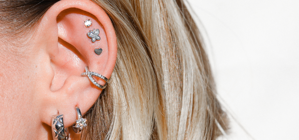 How to Use Piercings to Express Yourself & Create a Look That You Love!