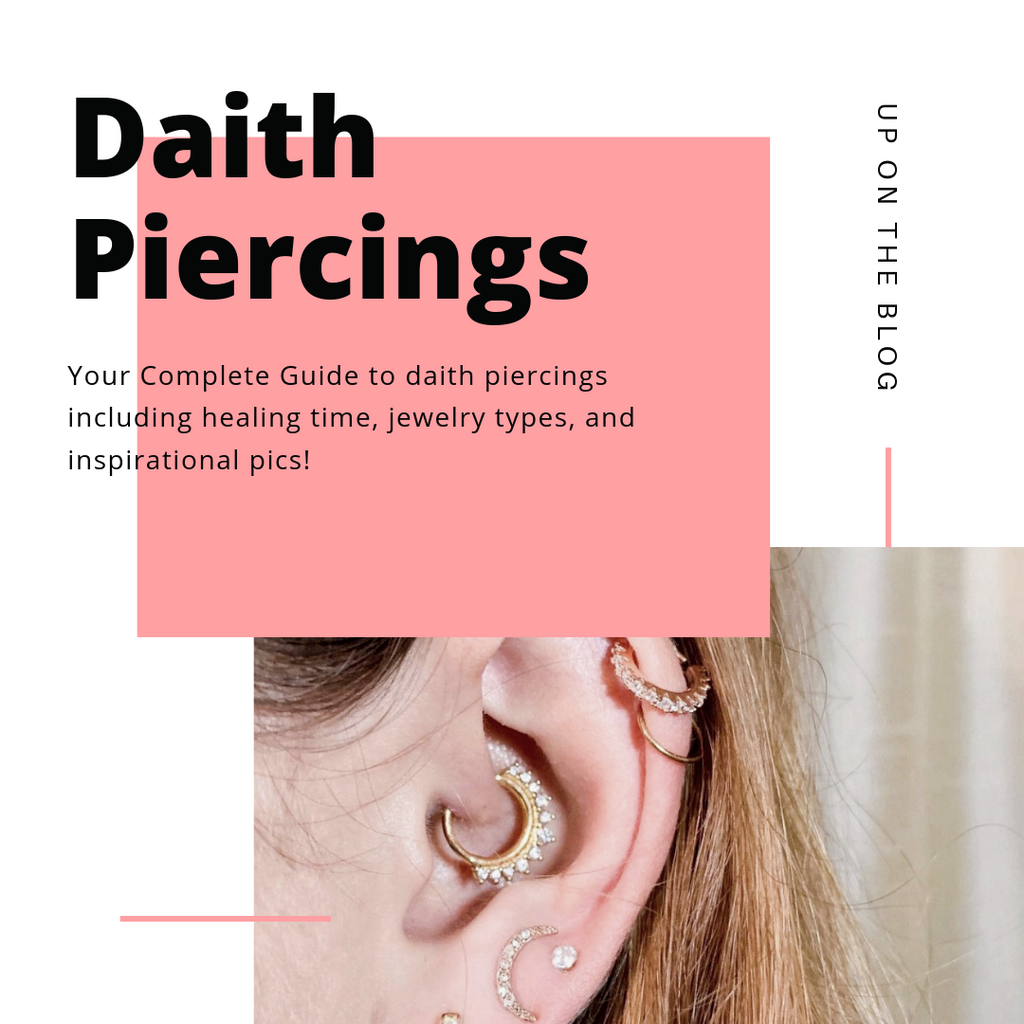 Daith Piercings: Your Complete Guide