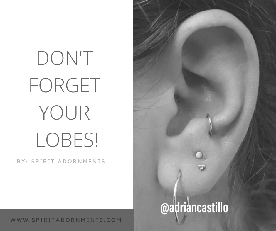 Don't Forget Your Lobes!