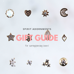 Gift Guide for Piercing Lovers!