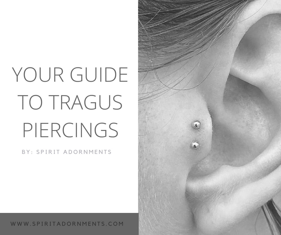 Your Guide To Tragus Piercings!