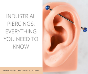 Industrial Piercings: Everything You Need To Know