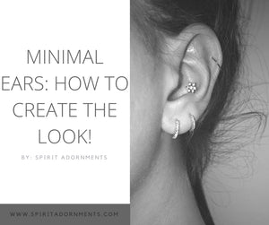 Minimal Ears: How to Create the Look!