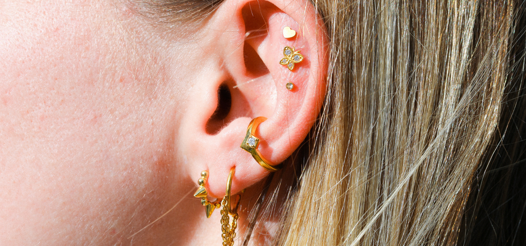 How to Clean Pierced Ears (Fresh and Healed!)