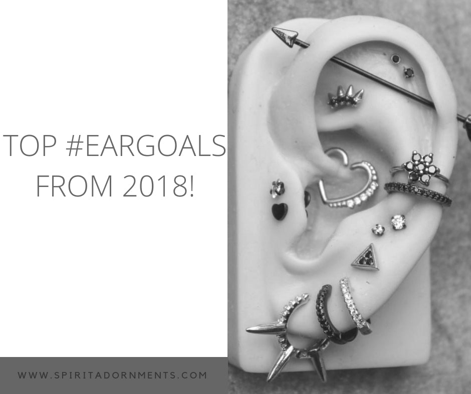 Top #eargoals from 2018!
