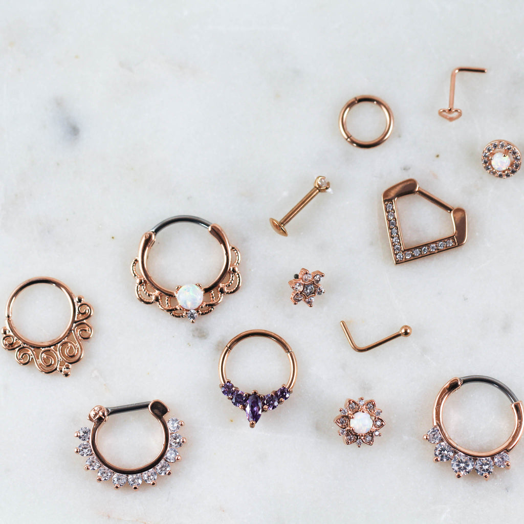 The Rose Gold Collection