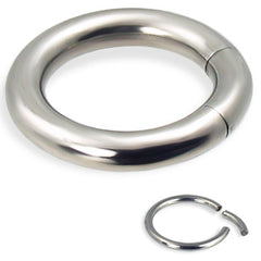 segment ring for piercings